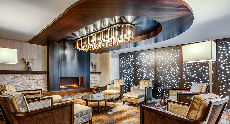 2019 ANDYZ Award – Best Hospitality Space is the Spa at Silver Legacy!