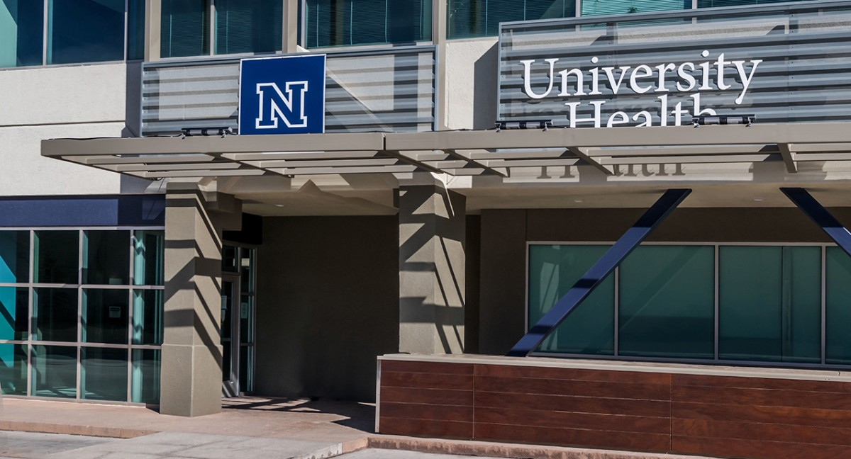 The new UNR School of Medicine multi-disciplinary clinic is completed!