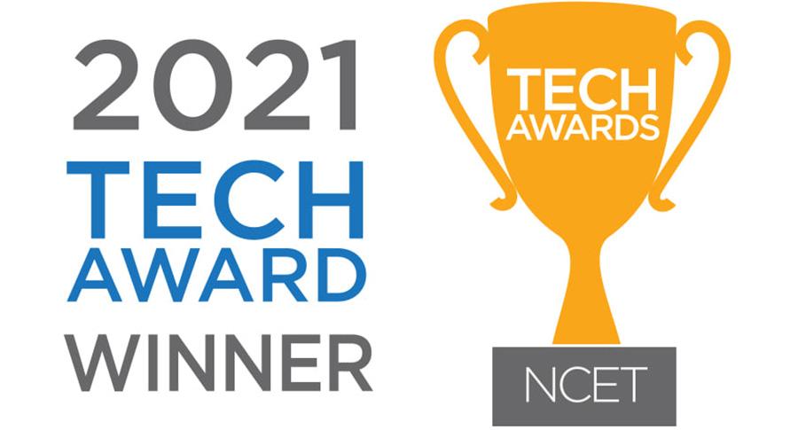 NCET 2021 Award